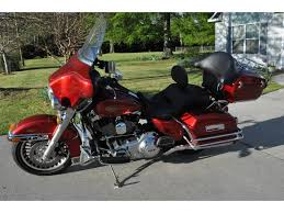 harley davidson electra glide classic in georgia for sale used