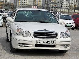 hyundai sonata 2003 im motor ltd used cars 2003 hyundai ef sonata gold s