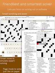 Light Brown Crossword Across Lite Crosswords On The App Store
