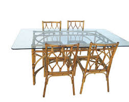 bamboo dining room table bamboo kitchen table and chairs arminbachmann com