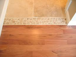 threshold between tile and wood search interior design