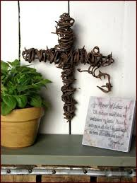 Barbed Wire Home Decor 409 Best Barbed Wire Images On Pinterest Barb Wire Crafts