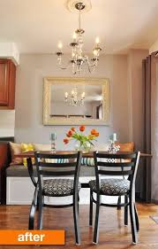 Best  Tiny Dining Rooms Ideas On Pinterest Corner Dining Nook - Dining room area