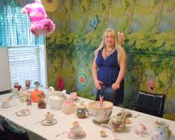 best alice in wonderland party decorations ideas