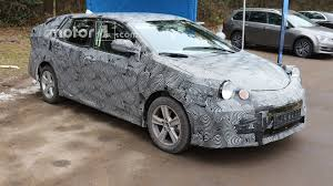 avensis next gen toyota avensis wagon spied hiding turbo power