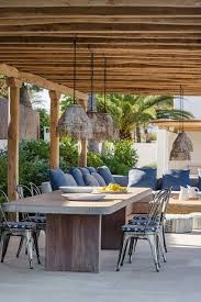 outdoor dining rooms outdoor dining rooms simply simple image of a laconic wooden table