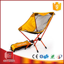 Small Fold Up Camping Chairs Foldable Camping Chair Outdoor Detachable Aluminum Lightweight