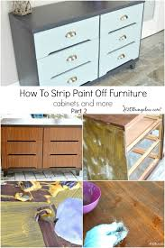 Strip Kitchen Cabinets by How To Strip Paint Off Furniture And Kitchen Cabinets