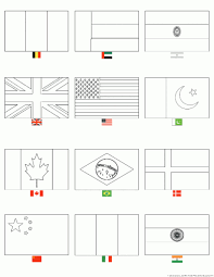 emejing flags world coloring pages photos printable coloring