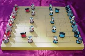 Ceramic Chess Set Catalog