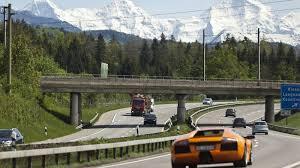 Suisse Via Sicura Davantage De Liberté Pour Les La Loi Révisée Sur La Circulation Routière Est Sous Toit Rts Ch