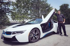 bmw supercar bmw let me drive their 135k supercar for an hour bmw i8