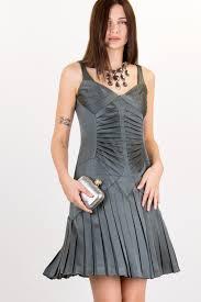 silk dresses khaki pleated silk dress size 6 fit s dresses