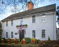 avon historical society historic homes dated 1745 this colonial