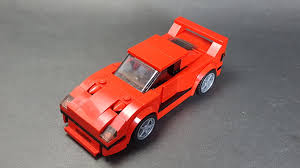 lego speed champions lamborghini speed champions moc ferrari f40 and porsche gt3 rs album on imgur