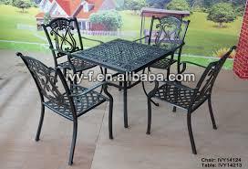 patio furniture aluminum powder coated patio furniture aluminum