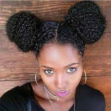 black hair buns black women double bun hairstyles for naughty girl look