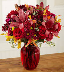 thanksgiving bouquet ftd autumn treasures bouquet premium fall thanksgiving flowers