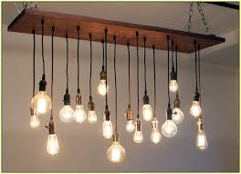 Chandelier Bulb Of Hanging Bulb Chandelier Hanging Edison Bulb Chandelier