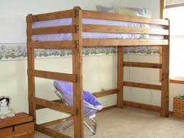 Loft Bed Plans Free Full by How To Build Free Full Size Loft Bed Plans Pdf Full Twin Bunk Bed