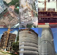 porsche design tower construction aria on the bay a pre construction update