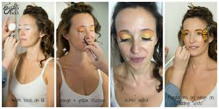 How To Apply Halloween Makeup by Erin U0027s Faces Butterfly Fairy Halloween Makeup Tutorial