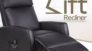 motorized lift chair with remote control power recliner in for