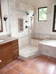 elegant standing shower bathroom designin inspiration to remodel