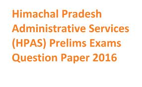 Manmohan Singh Cv Himachal Pradesh Allied Services Question Paper Solved August 21