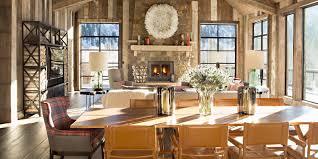 decor inspiration luxury ski lodge in aspen hello lovely