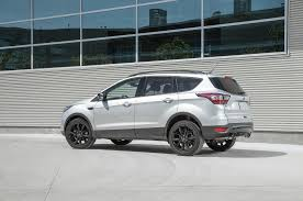 Ford Escape Mileage - 2017 ford escape se 1 5 awd first test review