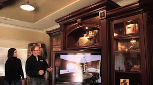 Home Decorators Tv Stand Hidden Tv Cabinet Youtube