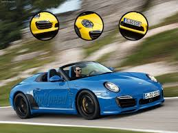 porsche car 2016 2016 porsche 911 speedster review top speed