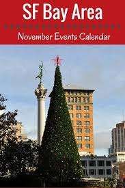 sf bay area events in november 2017 calendar