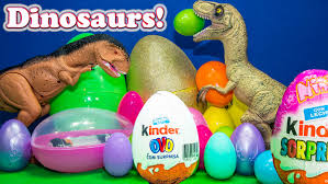 dinosaur easter eggs dinosaurs disney dinosaur eggs with disney tsum tsum a