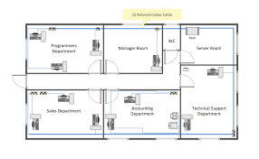 office floor plan sles unthinkable 7 floor plan network design how to create library or any