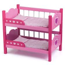 Dolls World Bunk Beds  Here At Kids Stuff Toys - Dolls bunk bed