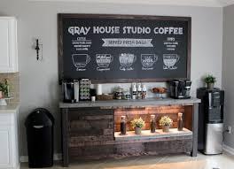 diy espresso kitchen cabinets diy coffee bar perk up your home design bob vila