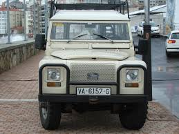 land rover santana 88 rover santana cazorla series iii