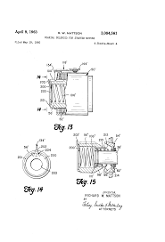 patent us3084561 coaxial solenoid for starter motors google