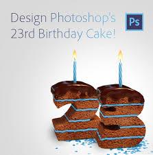john nack on adobe contest design a birthday cake for photoshop