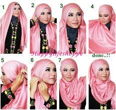 simple hijab styles tutorial segi empat hijab tutorial simple segi empat hijab style 6