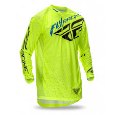 fly motocross gear fly racing lite hydrogen jersey neon 2016 mxweiss motocross shop