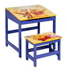 The Desk Set Play Winnie The Pooh Desk U0026 Stool Set 791139 702600