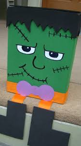 frankenstein heads halloween craft ideas crafts for kids