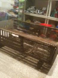 Lobster Trap Coffee Table by Lobster Trap Coffee Table Sold