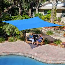 Coolaroo Umbrella Review by Coolaroo Coolhaven 12 Ft Square Shade Sail Hayneedle