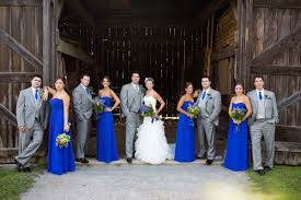 royal blue wedding a vibrant blue wedding in whitby ontario royal blue royals and
