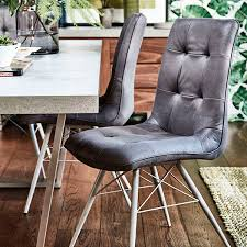 Retro Dining Room Hix Dining Chair Grey Dining Chairs Dining Room Modern