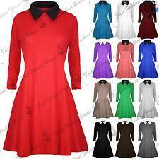 peter pan collar dress ebay